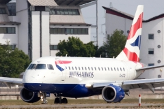 EMBRAER 170  G-LCYD