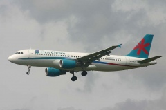 AIRBUS A320-200  G-OOAX