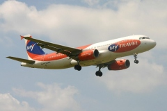 AIRBUS A320-200  G-CRPH