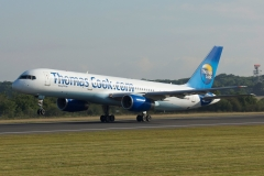BOEING 757-200  G-TCBA