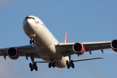 AIRBUS A340-600  G-VRED