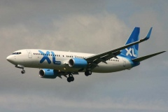 BOEING 737-800  G-OXLC